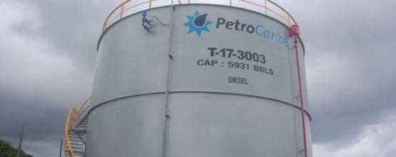 Petro Caribe Tanks
