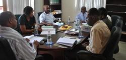 Meeting of the IRC Board of Directors