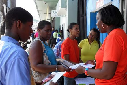 IRC Embarks on Community Outreach Across Dominica