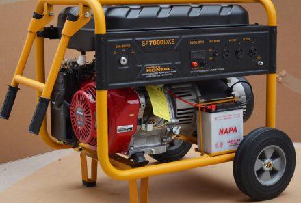 Generator Registration