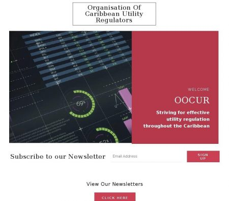 Organisation Of Caribbean Utility Regulators (OOCUR)
