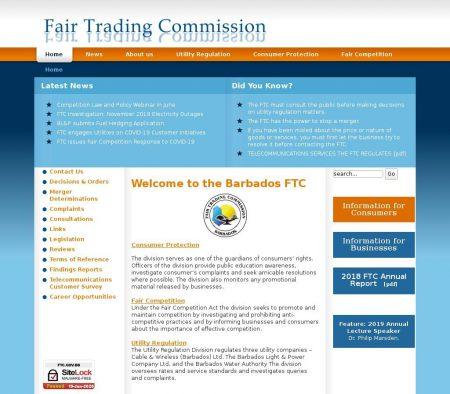 Fair Trading Commission (FTC)