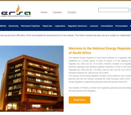 National Energy Regulator of South Africa