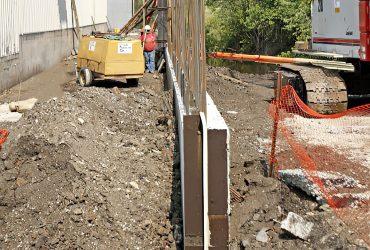 Tender: Sugarloaf Power Station Flood Mitigation Wall